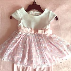 Sweet Heart Rose Pink Outfit
